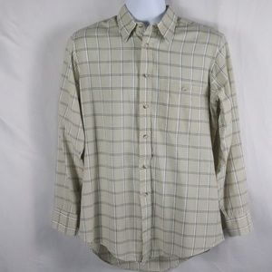Christian Dior Monsieur Tan Shirt Size 15 32-33
